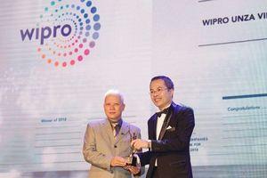 Wipro Unza nhận giải thưởng bình chọn một trong những nơi làm việc tốt nhất châu Á