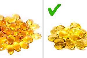 12 công dụng tuyệt vời cho cơ thể nếu bạn dùng dầu cá mỗi ngày