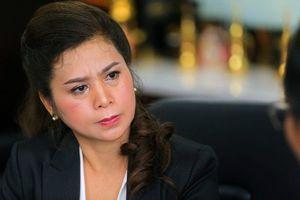 Vợ 'vua cà phê' Trung Nguyên dọa những kẻ cản trở mình quay về