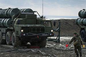 Nga điều thêm tên lửa S-400 tới bảo vệ Crimea