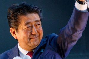 Thủ tướng Abe tái đắc cử áp đảo, tiến gần mục tiêu sửa hiến pháp