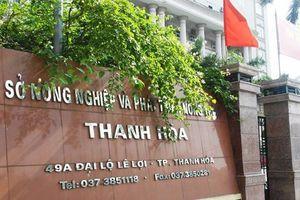 Hàng loạt lãnh đạo, cán bộ cấp Sở, huyện tại Thanh Hóa bị kỷ luật