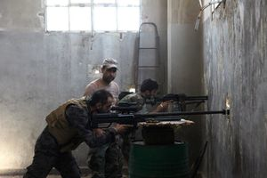 Chiến sự Syria: Giao tranh nổ ra giữa quân chính phủ và phiến quân tại Aleppo
