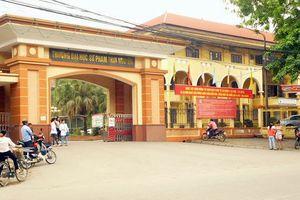 Công trình Nhà đa năng Trường Đại học Sư phạm Thái Nguyên: Chỉ định HAVIC thay thế nhà thầu vi phạm