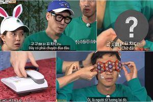 Running Man tập 419: Hé lộ bí mật về chiếc cặp trong 'Chuyến giao hàng nguy hiểm'