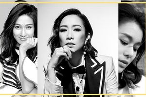 Sau 'Diên Hi Công Lược', Xa Thi Mạn dẫn đầu top 10 nữ thần của TVB