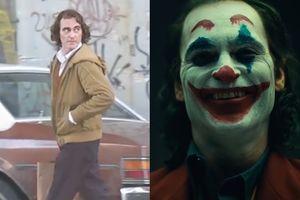 DC tung clip hậu trường 'The Joker', hé lộ tạo hình 'hề điên' của Joaquin Phoenix