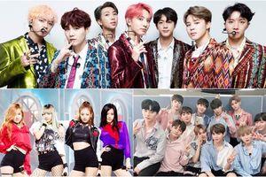 BTS bỏ xa BlackPink, dẫn đầu BXH giá trị thương hiệu thần tượng tháng qua
