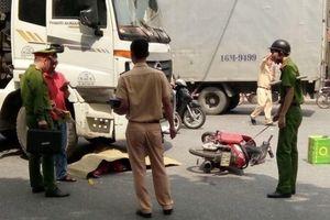 Nữ sinh trường y bị xe tải tông tử vong thương tâm