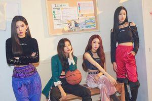 Biệt đội girl crush Seulgi, Chungha, SinB, Soyeon làm fan đứng ngồi không yên