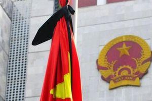 Lễ Quốc tang Chủ tịch nước Trần Đại Quang sẽ được tổ chức như thế nào?
