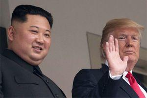 Tổng thống Trump nhận 'bức thư đẹp' từ ông Kim Jong-un