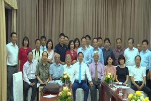 Bộ TN&MT ghi nhận đóng góp của các nhà khoa học thuộc VACNE