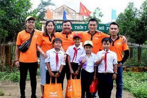 Yes House mang Trung thu đến với trẻ em nghèo Bình Thuận