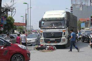 Hải Phòng: Nữ sinh trường y chết thảm dưới gầm xe tải