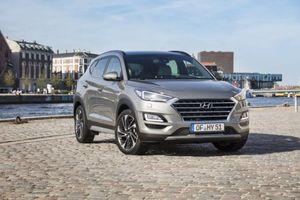 Hyundai Tucson 2019 giá 609 triệu đồng mở bán khi nào?
