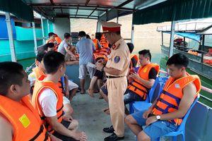 Tuyên Quang: Công an Na Hang mở cao điểm bảo đảm trật tự an toàn giao thông