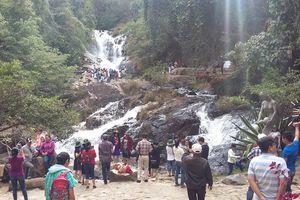 Lâm Đồng: Nam du khách nước ngoài tử nạn khi tham gia trò chơi trượt thác Datanla