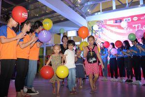 'Trung thu yêu thương' của bệnh nhân ung thư tại bệnh viện K3 Tân Triều