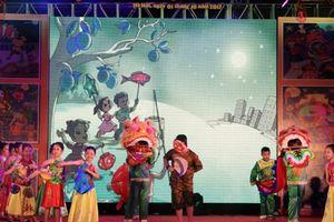 Nhiều hoạt động vui Tết Trung thu tại Hà Nội