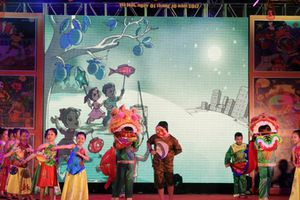 Nhiều hoạt động dịp Tết Trung thu tại Hà Nội