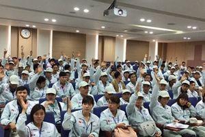 Gần 1000 lao động Việt Nam cư trú bất hợp pháp tại Hàn Quốc tự nguyện về nước
