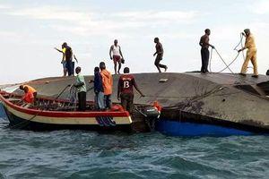 Vụ lật phà ở Tanzania: Số người thiệt mạng tăng lên 136