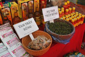 Nông sản chiếm ưu thế tại Hội chợ hàng Việt thành phố Hà Nội năm 2018