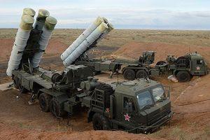 Nga triển khai Tiểu đoàn tên lửa phòng không S-400 thứ 3 tại Crimea