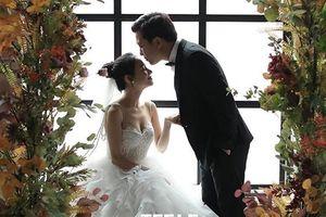 Lộ ảnh cưới chính thức của Trường Giang - Nhã Phương