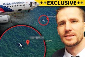 Khoảnh khắc chuyên gia người Anh tin rằng phát hiện ra MH370 rơi ở Campuchia