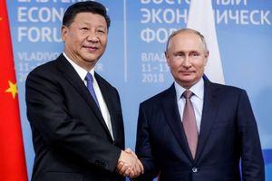 Mỹ càng trừng phạt, Nga-Trung càng xích lại gần nhau