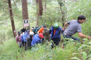 Tham gia tour du lịch vượt thác mạo hiểm ở Đà Lạt, một du khách Hàn Quốc thiệt mạng