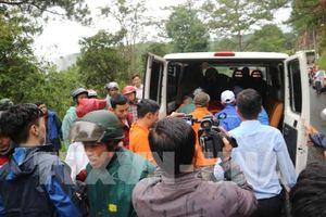 Tham gia tour du lịch mạo hiểm, du khách Hàn Quốc tử vong ở thác Datanla Đà Lạt