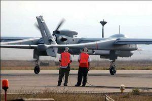 Israel sẽ bồi thường chiếc Il-20 bằng UAV trinh sát - tấn công 'siêu khủng' Eitan?