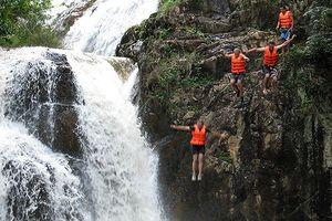 Tạm dừng mọi tour du lịch mạo hiểm ở thác Datanla