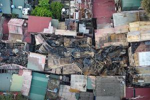 Xác định nguyên nhân vụ cháy ở đường Đê La Thành