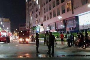 Cháy Waseco Plaza ở Sài Gòn, nhiều người tháo chạy lúc nửa đêm