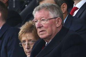Sir Alex bất lực nhìn MU chia điểm với tân binh tại Old Trafford
