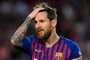 Chuyên gia Fox Sports: 'Messi hụt giải 'The Best' là điều bình thường'