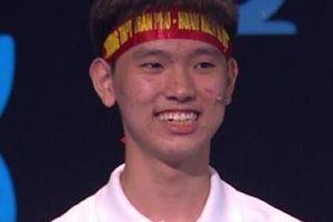 Nam sinh Trần Phú nhất cuộc thi tuần Olympia với 410 điểm