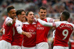 Arsenal vs Everton: Song sát Aubameyang - Lacazette xuất trận