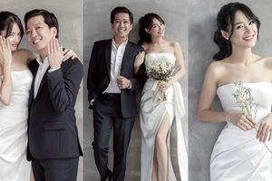 Sau tất cả, Nhã Phương - Trường Giang tung trọn bộ ảnh cưới
