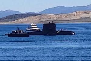Công ty Mỹ tìm thấy Tàu ngầm Argentina mất tích?