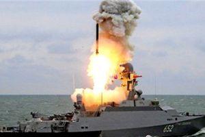 Tàu chiến Nga ở Địa Trung Hải nhắm vào Idlib