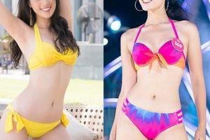 Đây là những mỹ nữ có thân hình đẹp nhất các kỳ Hoa hậu Việt Nam
