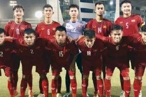 U19 Việt Nam thua ngược đáng tiếc trước U19 Uruguay