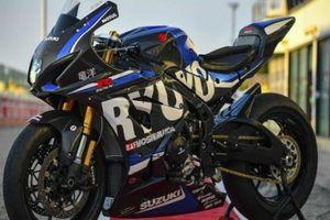 Choáng ngợp Suzuki GSX-R1000R carbon siêu hiếm, giá 816 triệu đồng