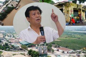 'Bóc' kịch bản thâu tóm 'đất vàng' của đại gia Nguyễn Thủy Nguyên