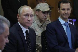 Điện Kremlin bác tin Putin giận dữ với Assad vì Il-20 bị bắn